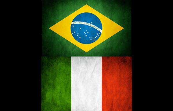brasil-itália