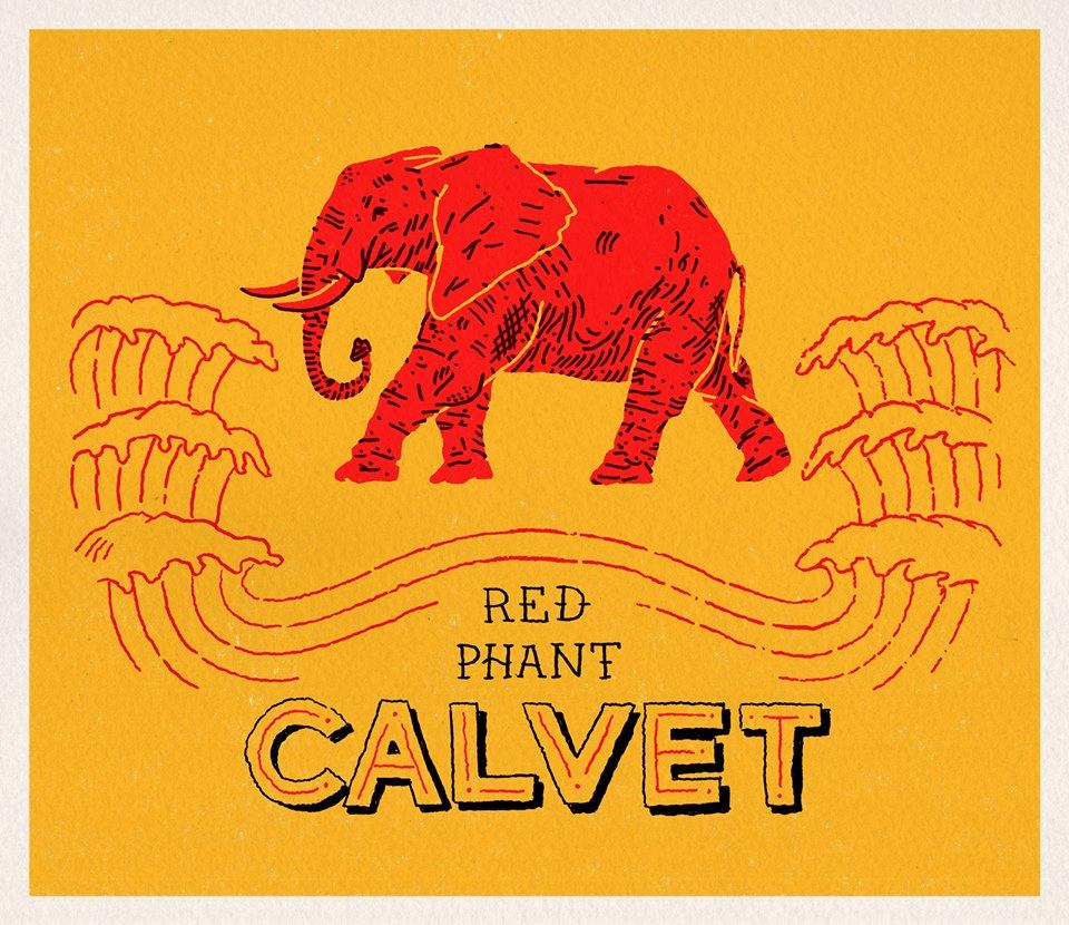 Calvet arte por Felipe Cavalcante