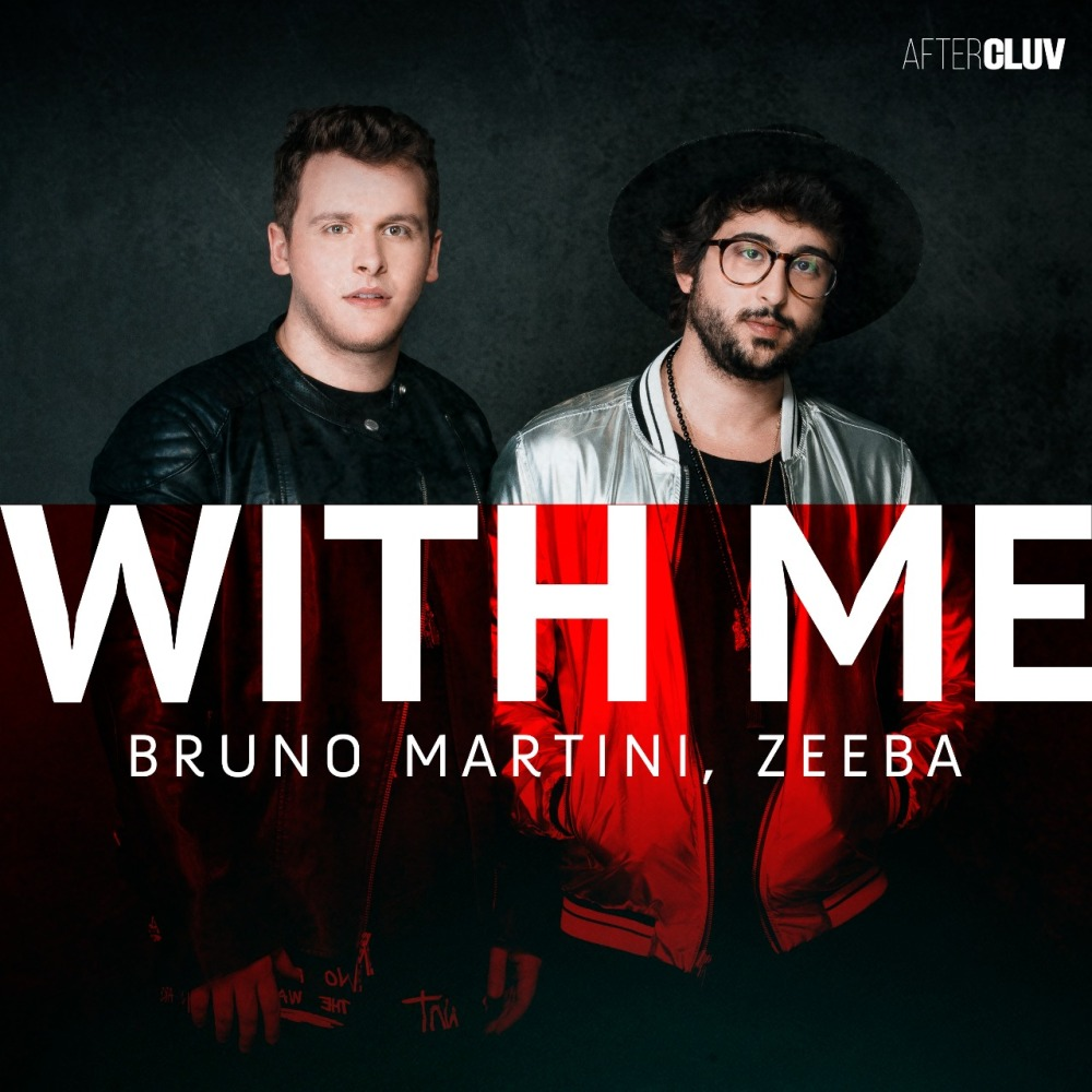 With Me - capa