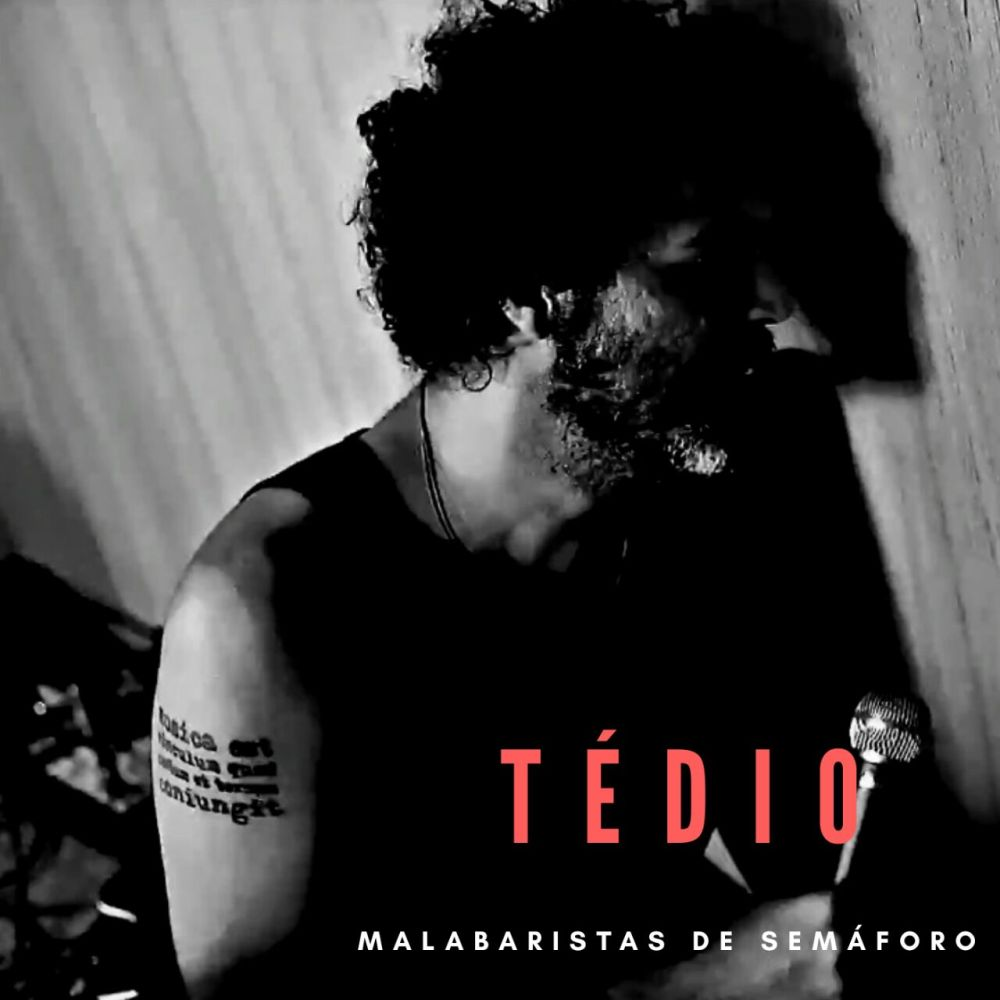 Capa single - Tédio - Malabas