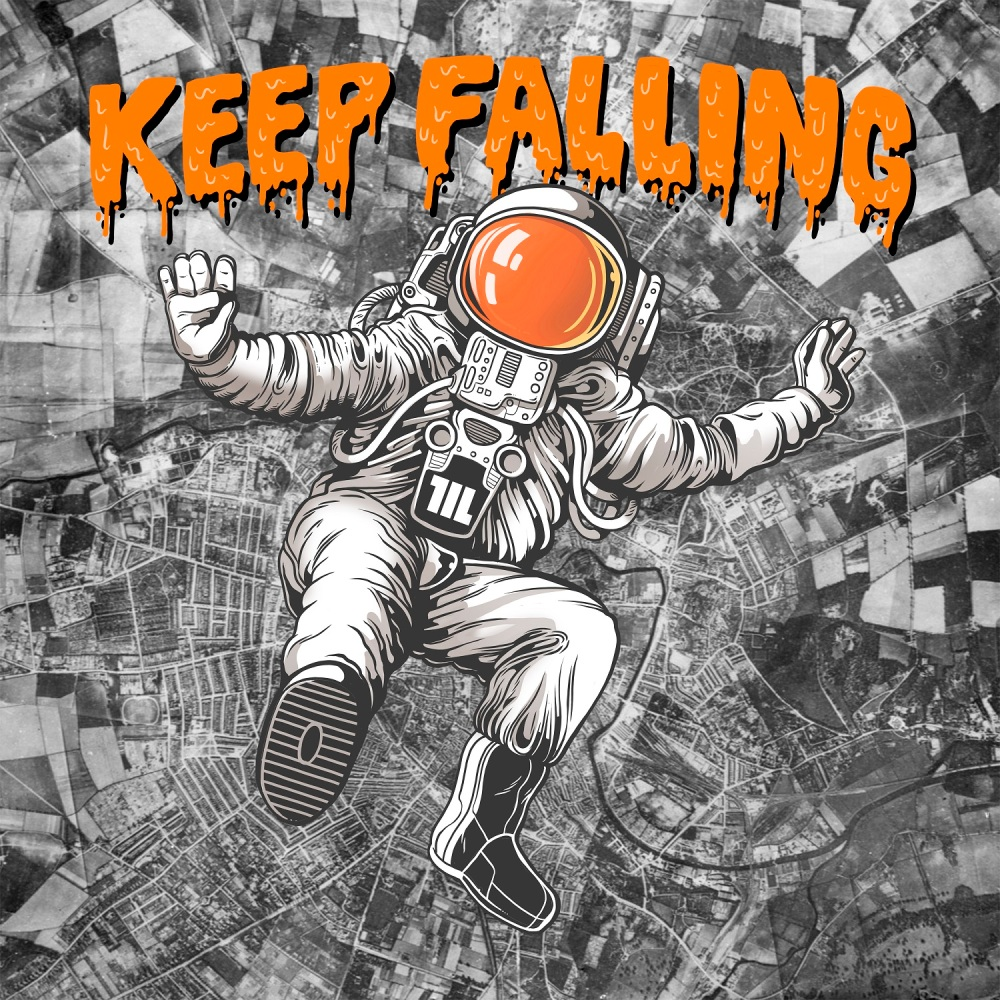 Montanee - Keep Falling - Cover