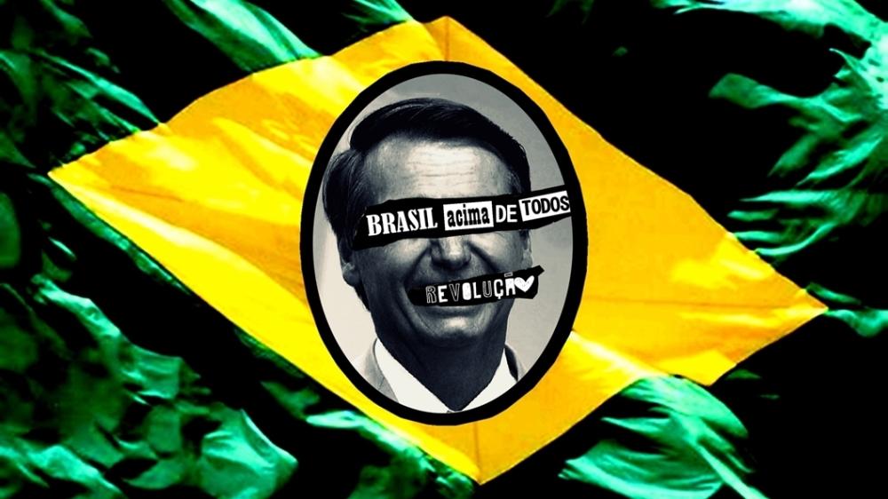 brasil acima de todos