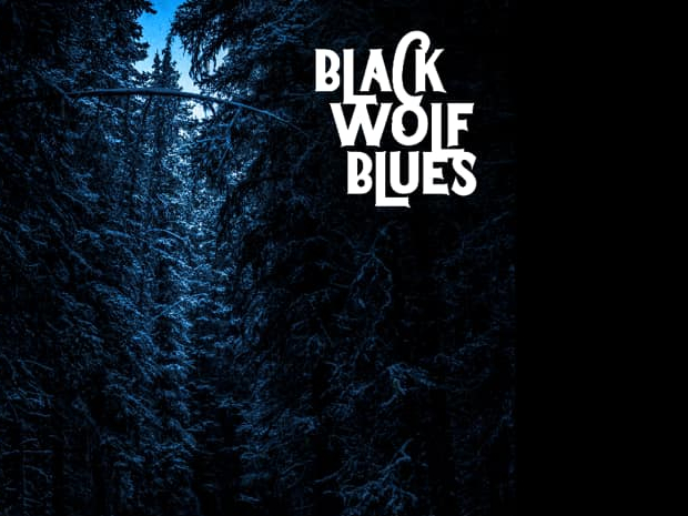 Capa de Black Wolf Blues